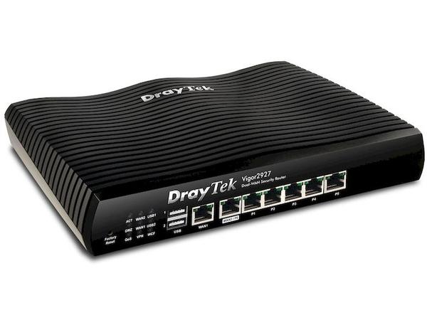 居易科技 Vigor2927 雙WAN口VPN防火牆路由器