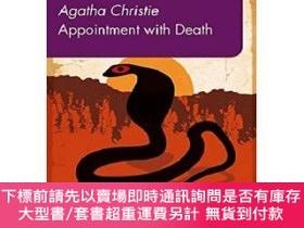 二手書博民逛書店罕見原版 死亡約會:B2 英文原版 Appointment with Death: B2Y454646 111