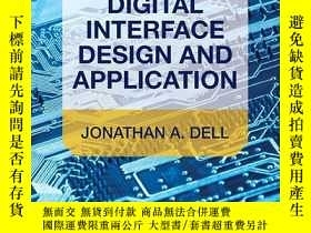 二手書博民逛書店Digital罕見Interface Design and Ap