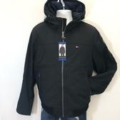 IMPACT Tommy Hilfiger Softshell Jacket 黑 外套 防風 大衣 鋪棉 1306142