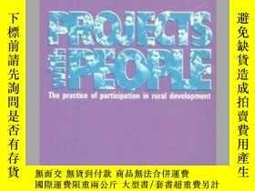 二手書博民逛書店Projects罕見with People: Practice