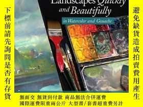 二手書博民逛書店How罕見to Paint Landscapes Quickly and Beautifully in Water