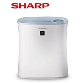 SHARP夏普(約6坪適用)空氣清淨寶寶機FU-H30T   **免運費**