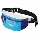 【六折特賣】Asics 腰包 Dad Pouch 藍 白 男女款 斜背包 運動休閒 【ACS】 3193A075402
