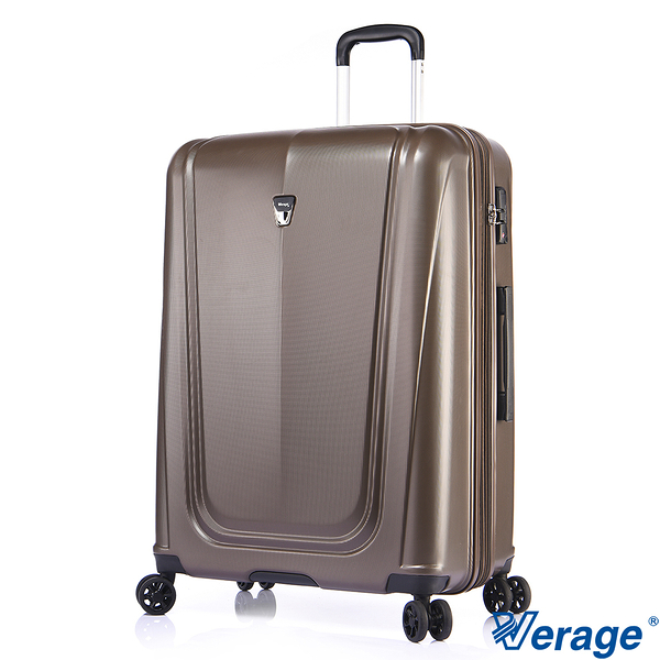Verage 維麗杰 28吋皇家英倫系列旅行箱(咖)