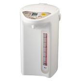 TIGER虎牌日本製4.0L微電腦電熱水瓶(珍珠白) PDR-S40R-WU