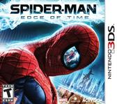 3DS Spider-man: The Edge of Time 蜘蛛人:時間裂痕(美版代購)
