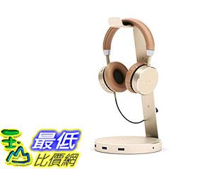 [美國直購] Satechi 金色 集線器 耳機架 Aluminum USB Headphone Stand Holder