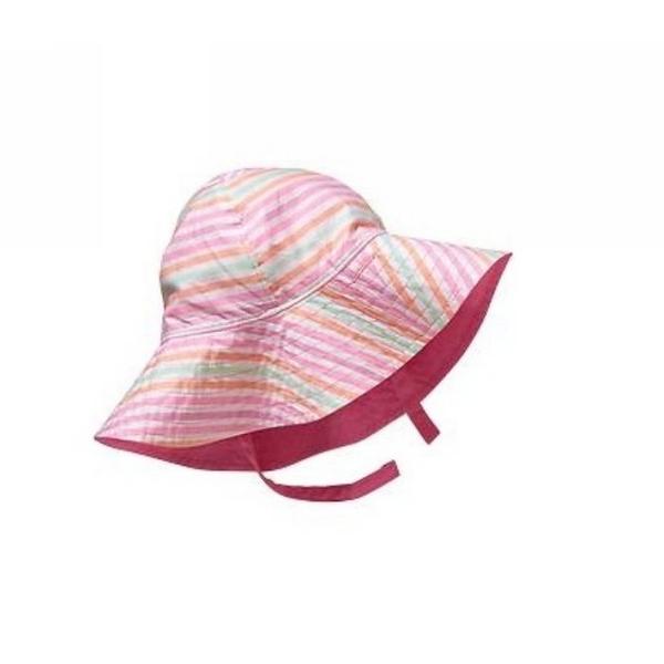女童漁夫帽 春夏遮陽防曬  粉色條紋 | Old Navy童裝 (兒童/小孩/小朋友/幼童/小童/孩童/寶寶)
