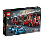 42098【LEGO 樂高積木】科技系列 Technic 汽車運輸車 (2493pcs)