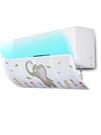 空調引流板 空調引流板防直吹防風罩導遮風板出風口檔冷氣通用空調 晶彩 99免運LX
