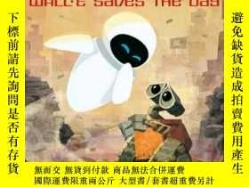 二手書博民逛書店Wall-E罕見Saves the Day: An Out-Of