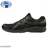 Mizuno Maximizer [K1GA200209] 男鞋 運動 慢跑 休閒 輕量 避震 入門 寬楦 美津濃 黑