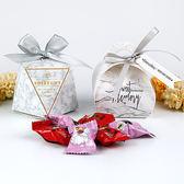 幸福婚禮小物❤DIY大理石系列喜糖盒---1組10入❤迎賓禮/二次進場/活動小禮物/送客禮/喜糖盒