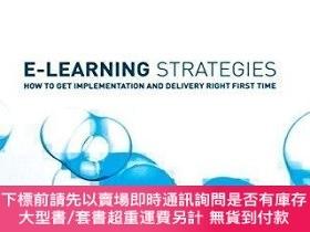 二手書博民逛書店E-learning罕見StrategiesY255174 Don Morrison Wiley 出版200