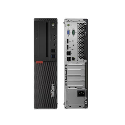 Lenovo 聯想 ThinkCenter M720s 小機殼桌機 (10STS07D00)【Intel Core i3-8100 / 8GB記憶體 / 1TB硬碟 / W10 Pro】