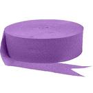 皺紋紙彩帶-紫羅蘭紫