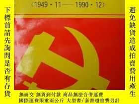 二手書博民逛書店罕見中共九龍坡區黨史大事記(1949.11-1990.12)Y1