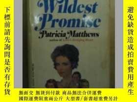 二手書博民逛書店Love s罕見wildest promise 英文原版口袋書Y
