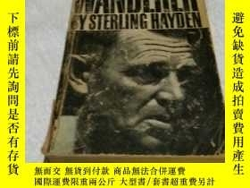 二手書博民逛書店WANDERER罕見BY STERLING HAYDENY685
