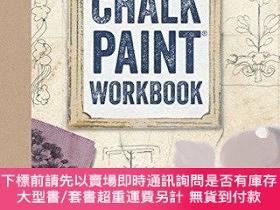 二手書博民逛書店Annie罕見Sloan s Chalk Paint (R) Workbook: A Practical Guid