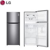 汰舊退稅最高5千元【LG 樂金】186公升Smart 變頻上下門冰箱/ 精緻銀《GN-I235DS》壓縮機10年保固