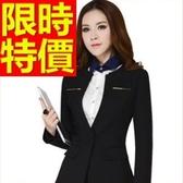 OL套裝(短袖裙裝)-辦公上班族優雅韓風職業制服5色54h36【巴黎精品】