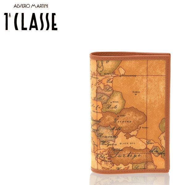 【橘子包包館】Alviero Martini 義大利地圖包 15C-W306-6000 護照夾