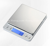 【雙秤盤口袋秤】電子秤珠寶秤司金衡盎司英錢克拉法克(0.01g/500g)不銹鋼秤盤