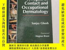 二手書博民逛書店ATLAS罕見AND SYNOPSIS OF CONTACT AND OCCUPATIONAL DERMATOLO