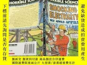 二手書博民逛書店SHOCKING罕見ELECTRICITY(令人震驚的電)Y200392