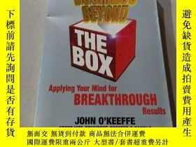 二手書博民逛書店Business罕見beyond the box applying your mind for breakthou