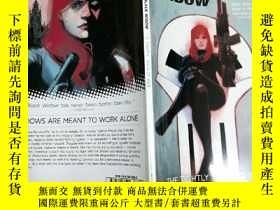 二手書博民逛書店Black罕見Widow Volume 2 The Tightl