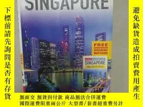 二手書博民逛書店Singapore罕見city guideY2670 discovery channel discovery