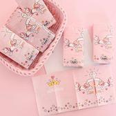 【20包】紙手帕迷你型面巾紙便攜少女心可愛粉色餐巾紙【步行者戶外生活館】