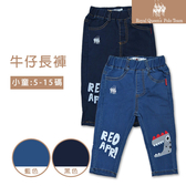 恐龍牛仔長褲*2色[K5335] RQ POLO 秋冬童裝 5-15碼 現貨