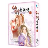 [哈GAME族]滿399免運費 可刷卡 PC GAME 電腦遊戲 大宇 仙劍奇俠傳2 仙劍奇俠傳二 繁體中文版 DVD版