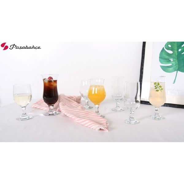 Pasabahce 335cc水杯 飲料杯 酒杯 啤酒杯 玻璃杯 335ml