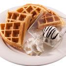 冰淇淋鬆餅早午餐套餐(附60元飲品)