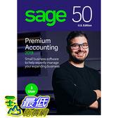 [8美國直購] 暢銷軟體 Sage 50 Premium Accounting 2019 – Advanced Accounting Software – Safe and B07FM67HH4