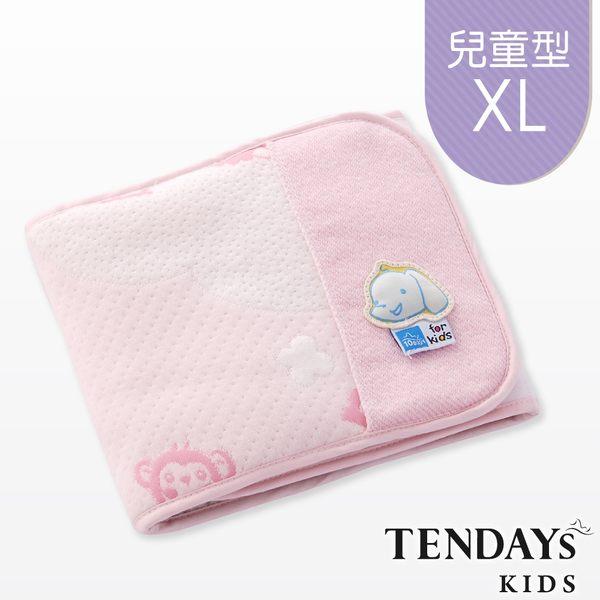 TENDAYs 健康肚圍兒童型(粉紅/XL)