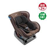 Combi 康貝 WEGO 0-4歲豪華型安全汽車座椅-城堡棕(贈超值好禮包3選1)