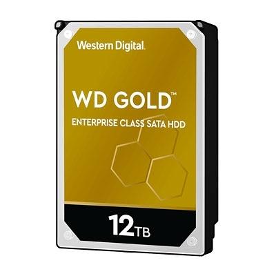 WD 金標 12TB 3.5吋企業級硬碟(WD121KRYZ)
