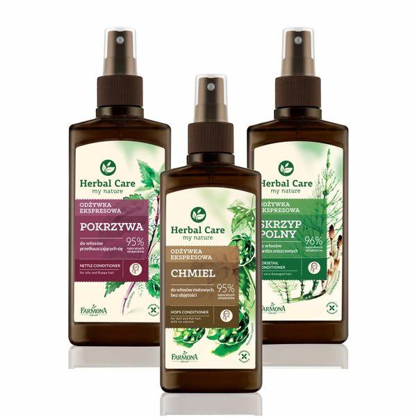 歐洲Herbal Care 波蘭植萃 - 草本快速順髮噴霧 (三款任選 200ml) /護髮噴霧