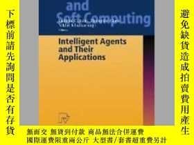 二手書博民逛書店Intelligent罕見Agents and Their ApplicationsY405706 Zheng