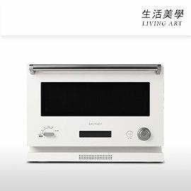 百慕達 BALMUDA【K04A】微波烤箱 18L 液晶顯示 完成提示音 附中文說明書