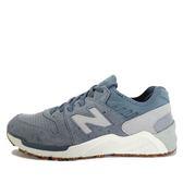 New Balance ML009PB D [ML009PB] 男鞋 休閒 經典 運動 灰 藍 白 總統