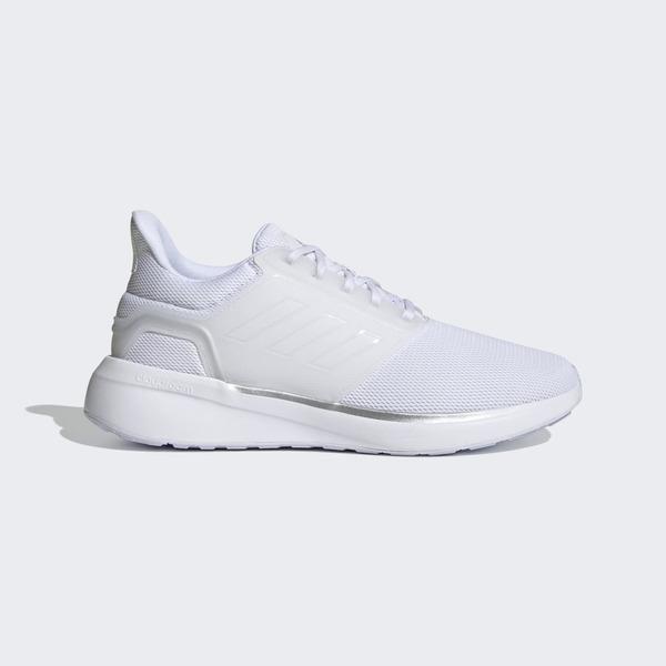 Adidas Eq19 Run [H68091] 男鞋 慢跑鞋 運動 休閒 輕量 舒適 支撐 緩衝 彈力 愛迪達 白 銀