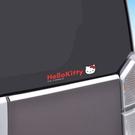 Sanrio HELLO KITTY 車用裝飾貼紙(LOGO)_86465