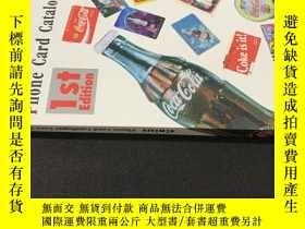二手書博民逛書店Phone罕見Card Catalogue 可口可樂 卡片圖錄Y258675 出版社